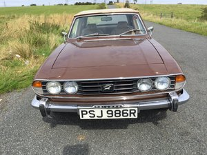 1977 Triumph stag For Sale