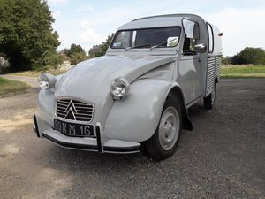 1967 Citroen 2CV  AZUA  For Sale