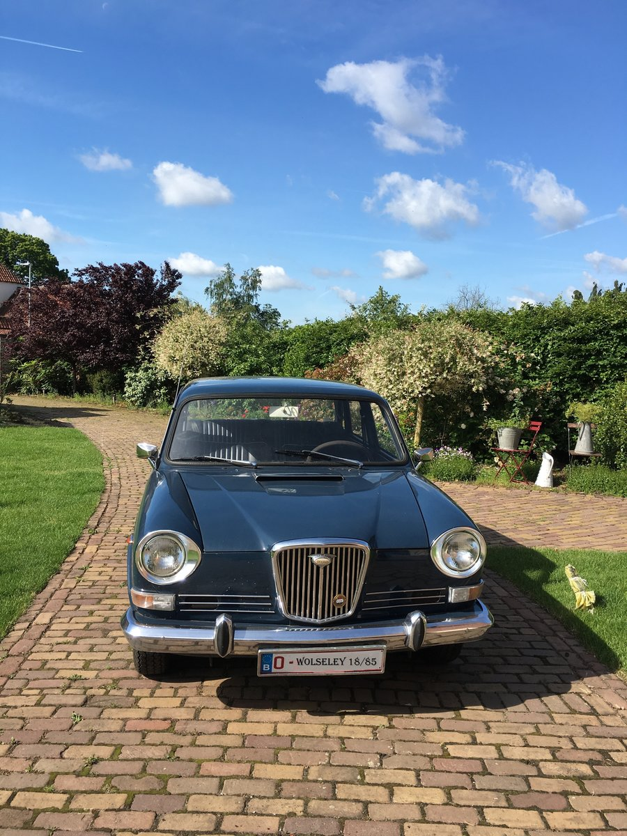 1969 Wolseley 18/85 Automatic For Sale (picture 1 of 6)