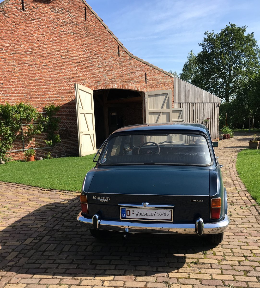 1969 Wolseley 18/85 Automatic For Sale (picture 3 of 6)