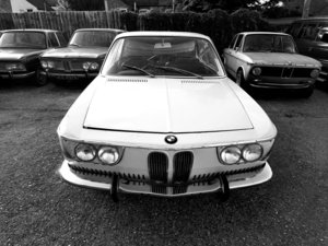 1972 bmw 2000 cs neue klasse For Sale