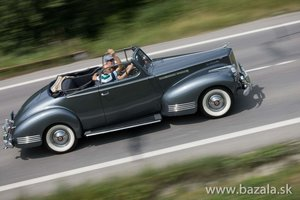 1941 Packard 120 Cabrio For Sale