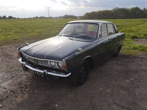 1966 Rover p6