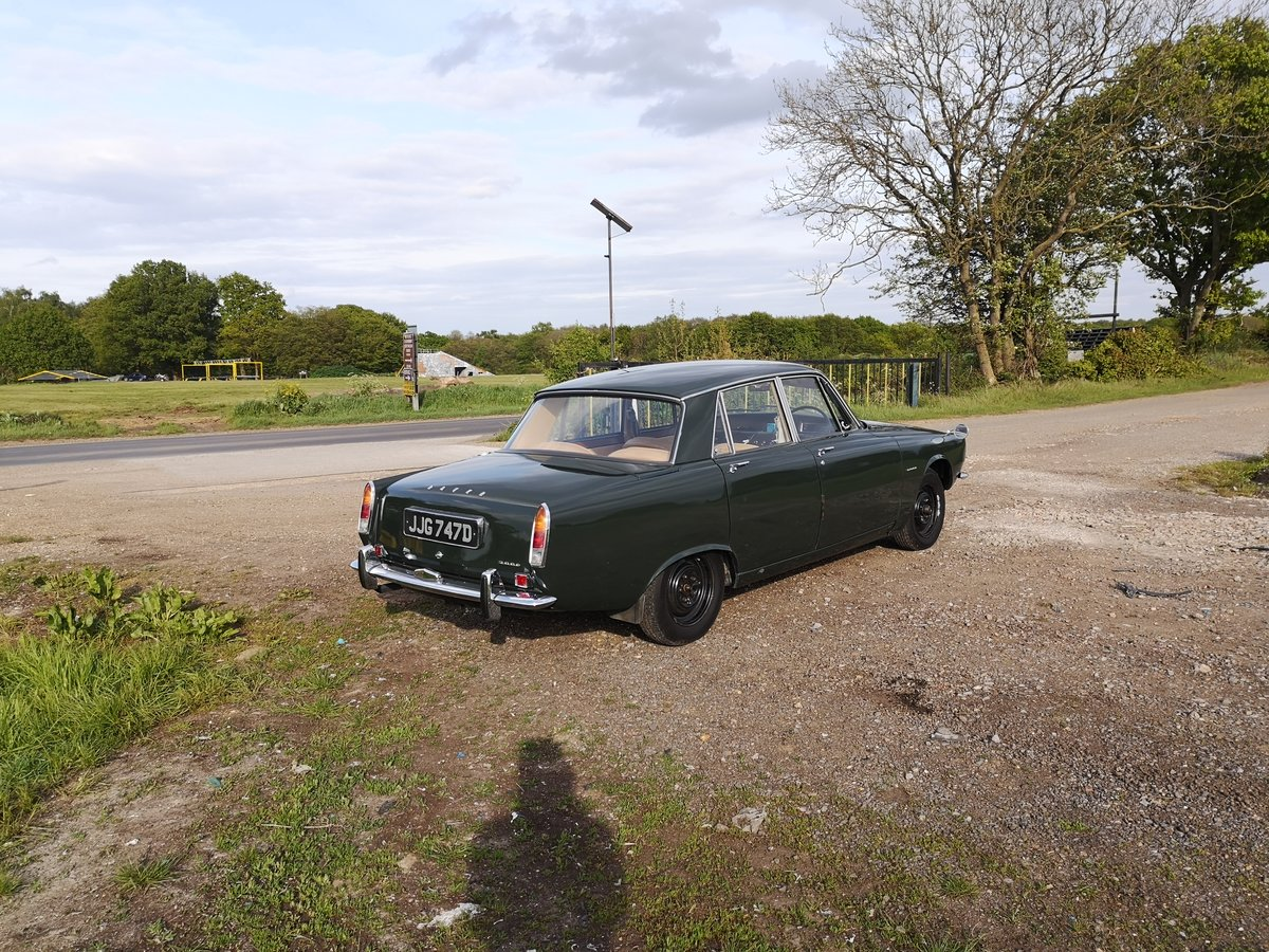 1966 Rover p6 For Sale (picture 2 of 6)
