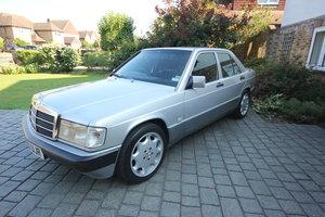 1993 190E, Huge spec. Brilliant