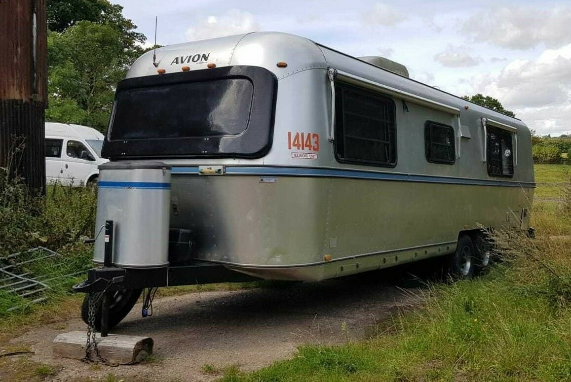 1978 Airstream Avion 29ft American Caravan For Sale (picture 1 of 6)