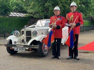Rolls Royce Phantom London / Wedding Car Hire £250