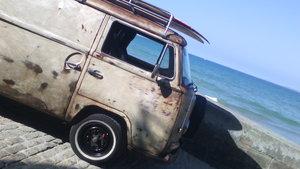 1969 VW Super kool camper