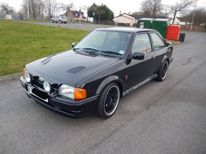 1987 Ford Escort RS Turbo For Sale