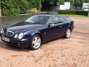 2000 Mercedes 430 clk coupe V8 For Sale
