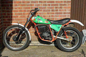 Gori / SWM MT325 Trials bike 1981 runner Very Rare For Sale
