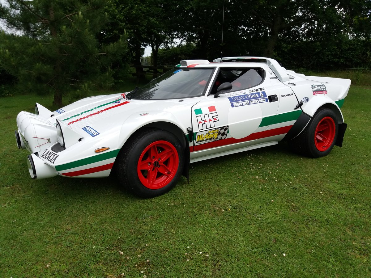 2015 Lancia Stratos Hawk HF3000 SOLD (picture 1 of 6)