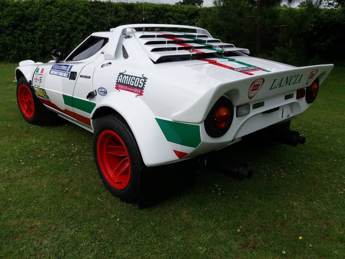2015 Lancia Stratos Hawk HF3000 SOLD (picture 2 of 6)