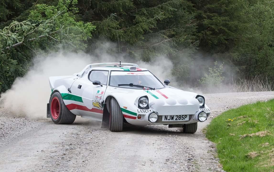 2015 Lancia Stratos Hawk HF3000 SOLD (picture 6 of 6)
