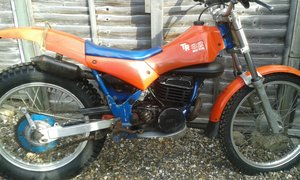 1987 Beta TR32 Trials bike . For Sale