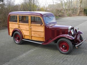 "1932 Berliet V.I.L ""Woody"" For Sale"