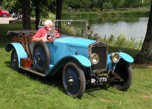 1925 De Cezac camionette vintage French pick-up For Sale