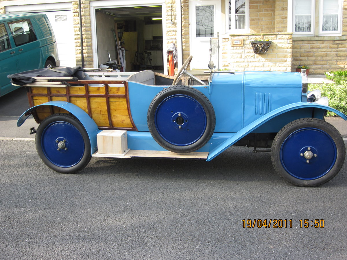 1925 De Cezac camionette vintage French pick-up For Sale (picture 2 of 6)