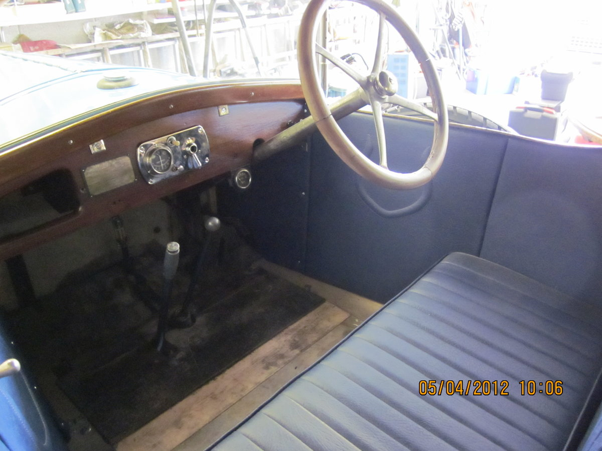 1925 De Cezac camionette vintage French pick-up For Sale (picture 4 of 6)