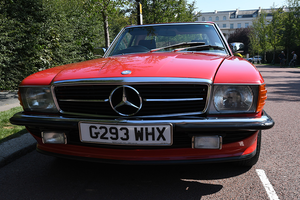 1989 Mercedes SL 300 For Sale