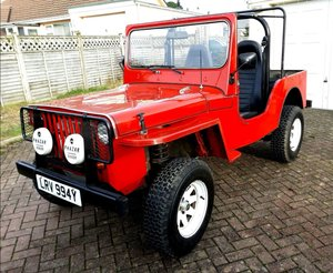 1983 Jago Jeep For Sale