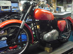 1959 BSA B31 350cc For Sale