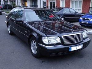 1997 Mercedes S500 (W140) For Sale