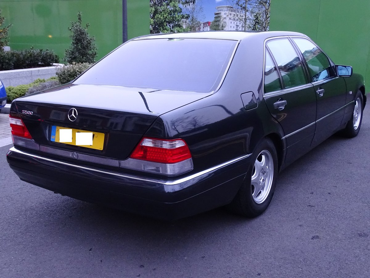 1997 Mercedes S500 (W140)  - No rush to Sell For Sale (picture 2 of 6)