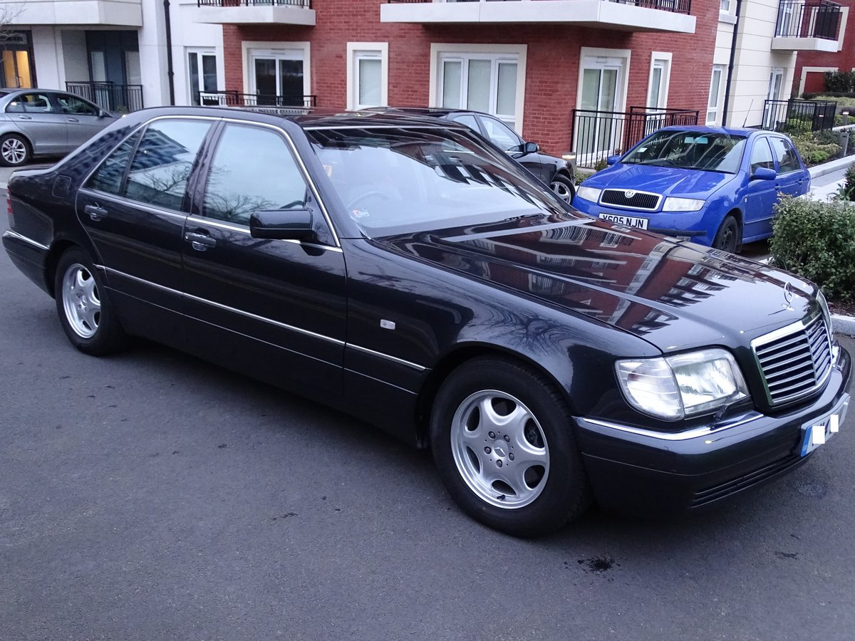 1997 Mercedes S500 (W140)  - No rush to Sell For Sale (picture 5 of 6)