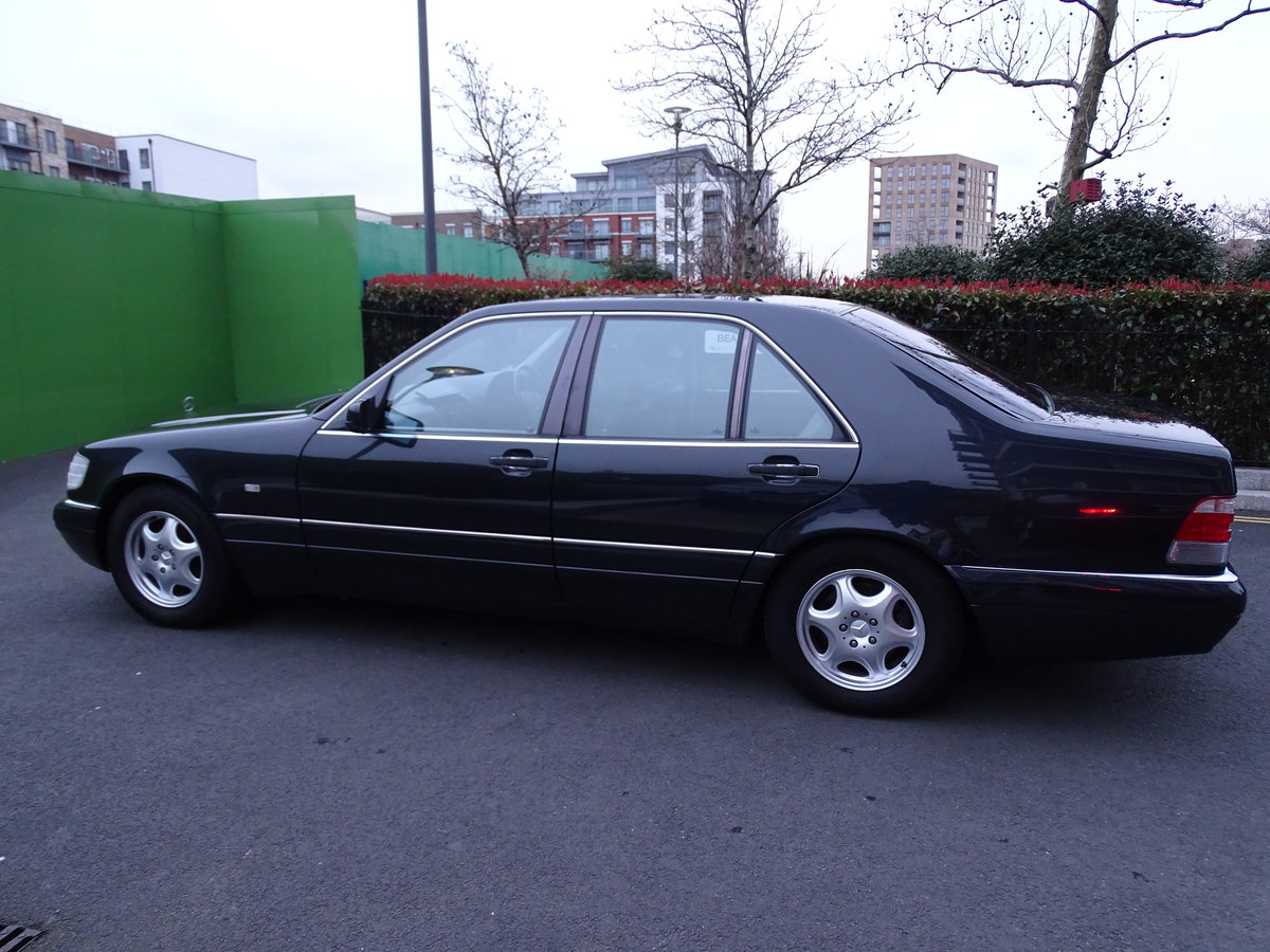 1997 Mercedes S500 (W140)  - No rush to Sell For Sale (picture 6 of 6)
