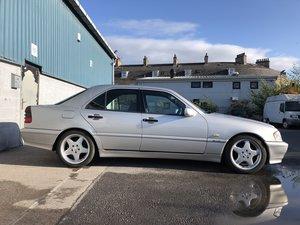 2000 Mercedes W202 C220 CDi AMG Sport - Low Mileage For Sale