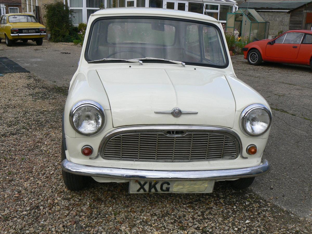 1961 morris mini 850 For Sale (picture 1 of 6)