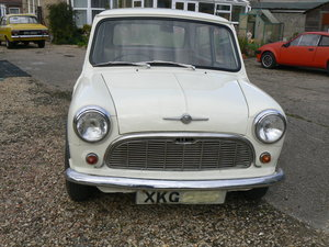 1961 morris mini 850 For Sale