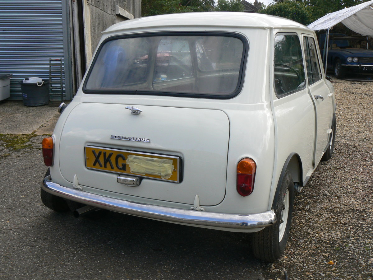 1961 morris mini 850 For Sale (picture 2 of 6)