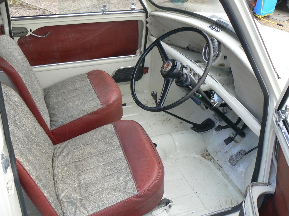 1961 morris mini 850 For Sale (picture 3 of 6)