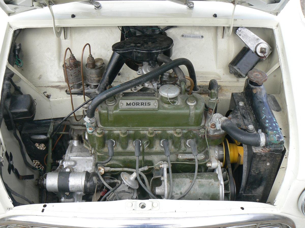 1961 morris mini 850 For Sale (picture 4 of 6)