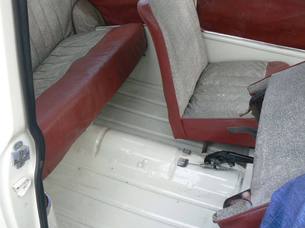 1961 morris mini 850 For Sale (picture 6 of 6)