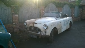 1953 AUSTIN A40sports for total restoration