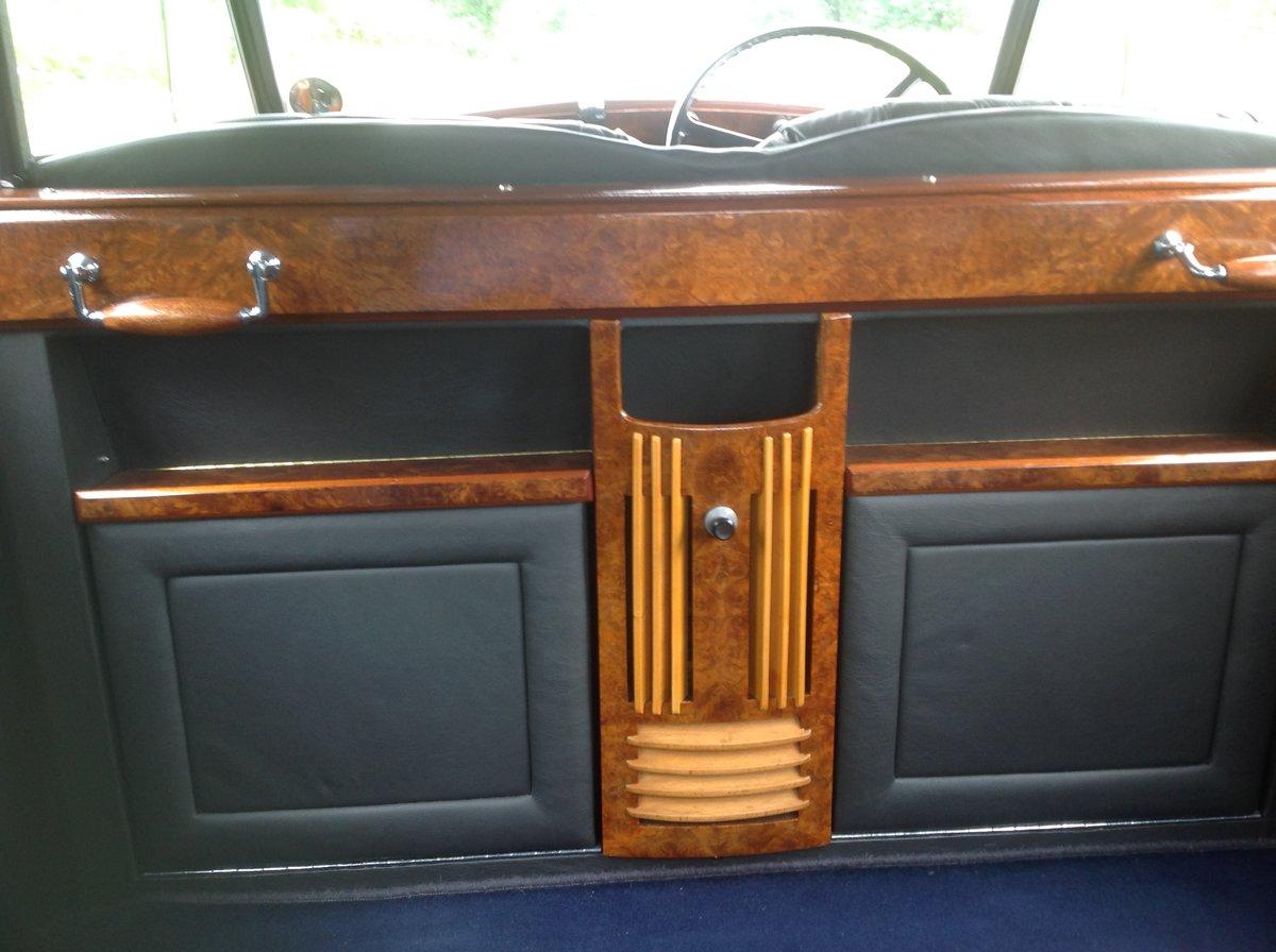 1938 1939 Rolls Royce 25/30 Wraith Park Ward Limousine For Sale (picture 3 of 6)