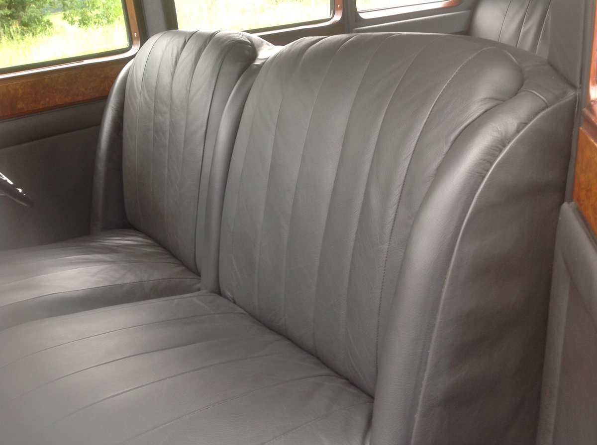 1938 1939 Rolls Royce 25/30 Wraith Park Ward Limousine For Sale (picture 5 of 6)