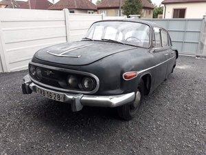 1960 Tatra 603 T2