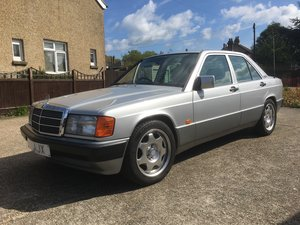1993 Mercedes 190 2.0 Auto (A/C) For Sale