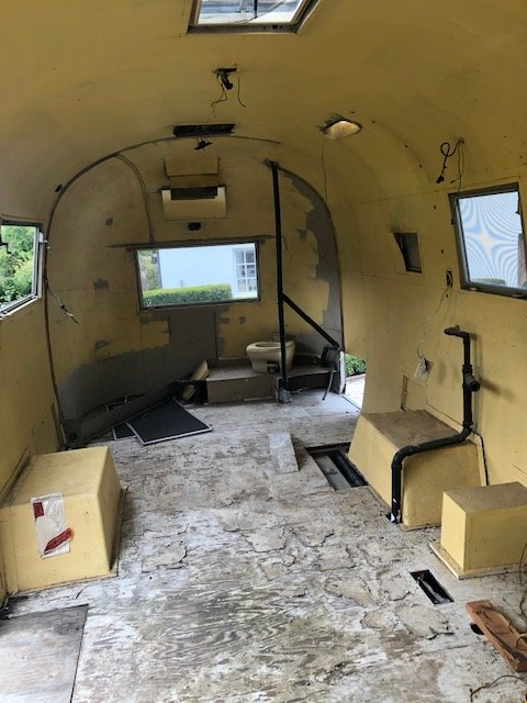1962 Airstream Safari 22ft For Sale (picture 2 of 6)