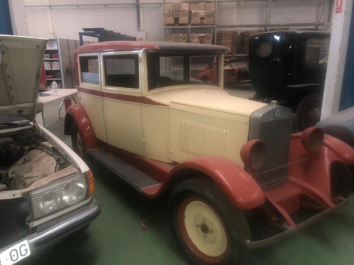 1926 Berliet big sedan lyon france For Sale (picture 1 of 6)