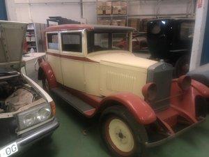 1926 Berliet big sedan lyon france