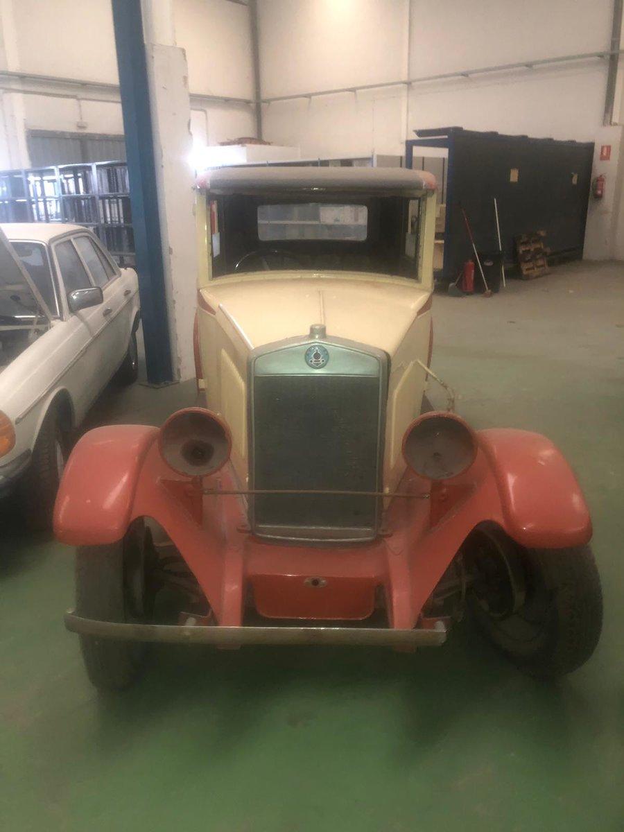 1926 Berliet big sedan lyon france For Sale (picture 3 of 6)