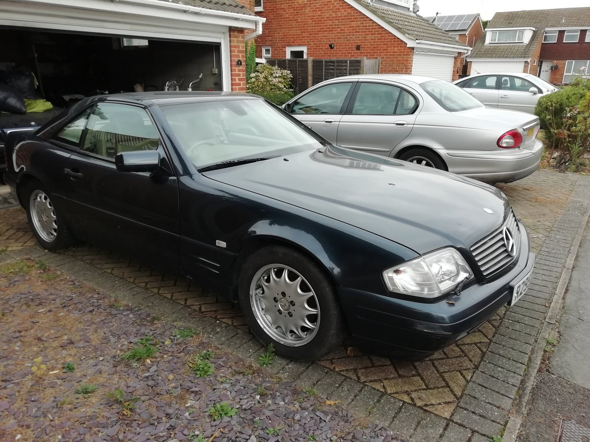 1998 Mercedes SL Very Easy Project For Sale (picture 1 of 4)