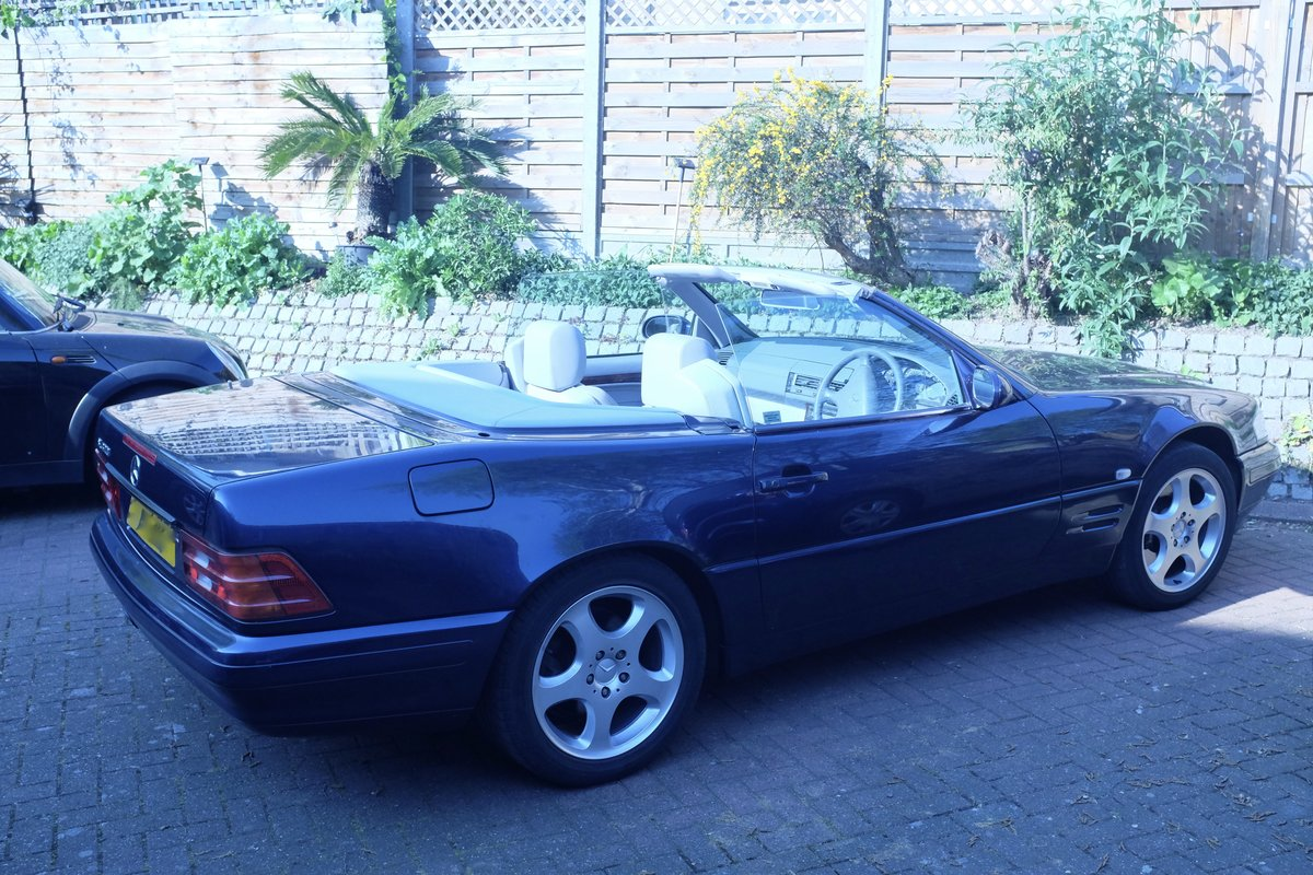 1999 Mercedes 320SL S Reg For Sale (picture 1 of 6)