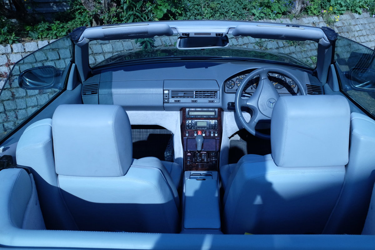 1999 Mercedes 320SL S Reg For Sale (picture 4 of 6)