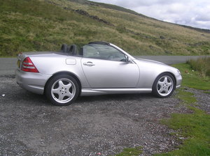 2000 Mercedes Benz SLK320 ( SLK 320 ) V6 Automatic For Sale